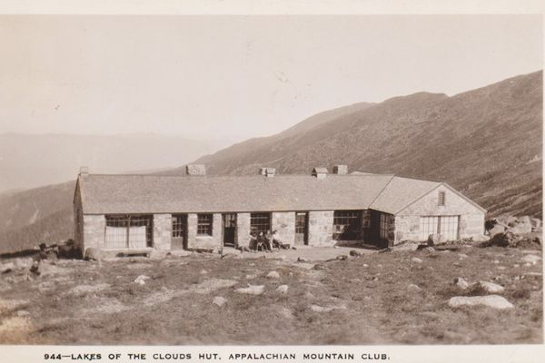 The History of the AMC Huts