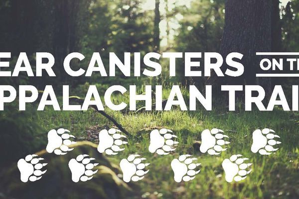 Bear Canisters on the Appalachian Trail: What You Need To Know