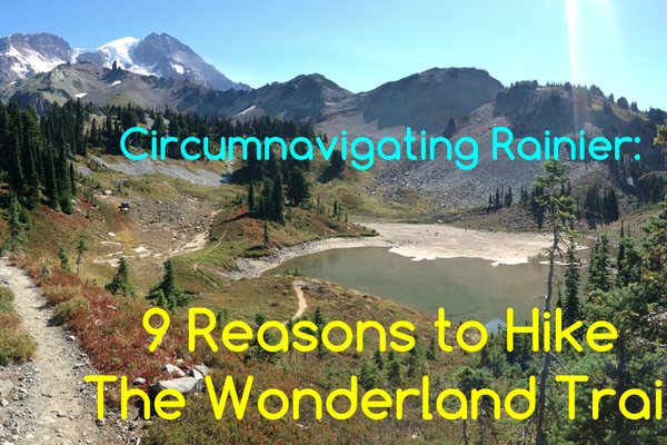 Circumnavigating Rainier: 9 Reasons to Hike The Wonderland Trail