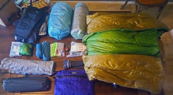 Let's Mini-Explode My PCT Backpack