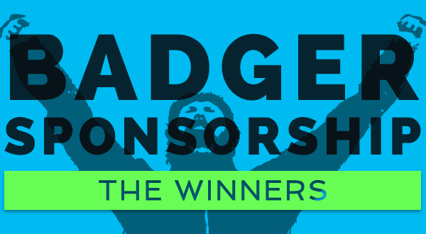 Meet the 2016 Badger Sponsorship Winners!