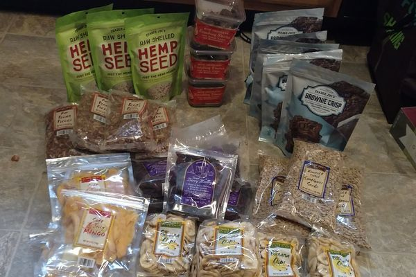 The Quest for Peanut-free GORP and Budget Drop Boxes