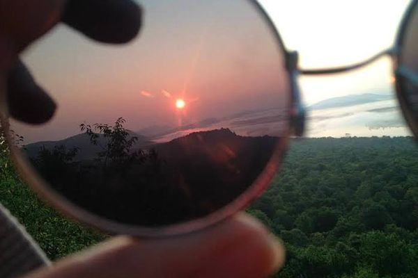 Seeing the World Through Rose Colored Glasses