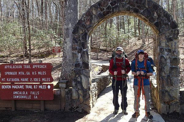 Thru-Hiking the AT This Year? Here's a Once in a Lifetime Opportunity.