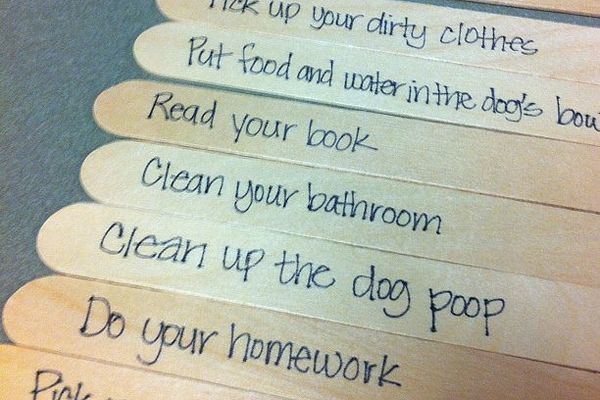 The AT's Honey-Do List