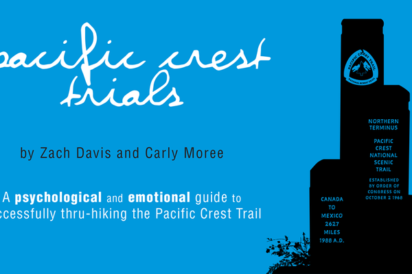 Announcing: Pacific Crest Trials (the Book)!!!