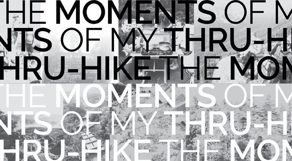 Thru Hike Story Time