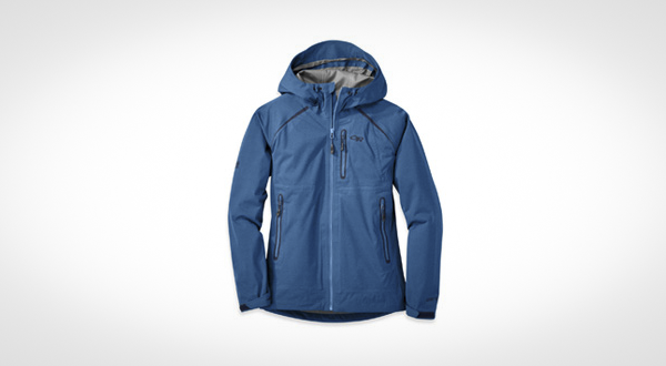Gear Review: Women's Outdoor Research Aspire Rain Jacket
