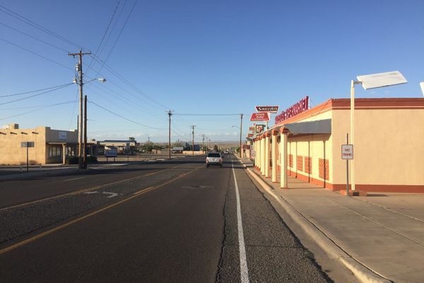 A Zero in Lordsburg