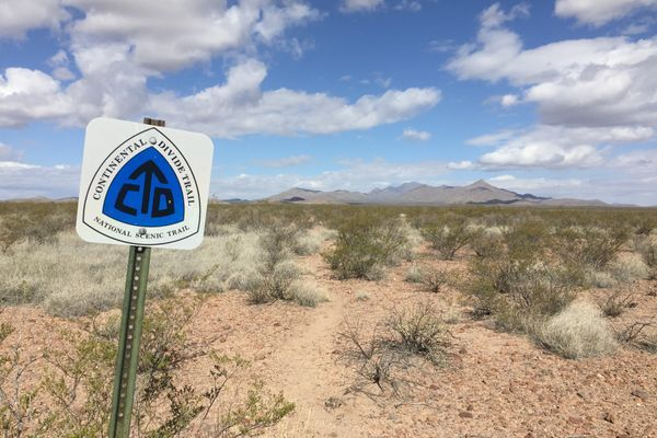 There's a First Time for Everything: Crazy Cook to Lordsburg, Five Nights in the Desert