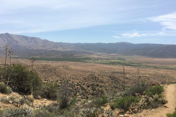 PCT: Day 9, 18 Mile Day