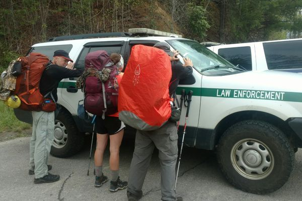 OUTLAW SOBO HIKERS APPREHENDED!