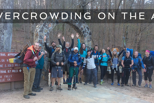 How Crowded is the Appalachian Trail Really?