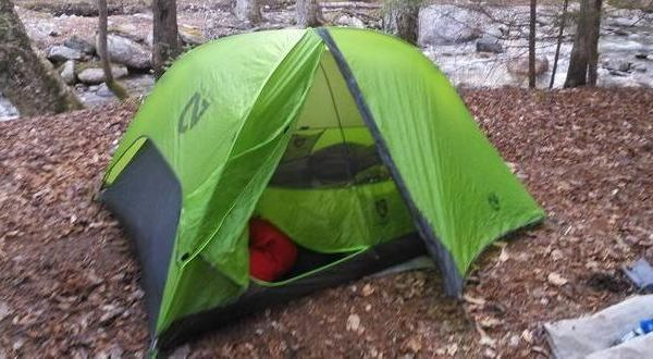 Gear Review: Nemo Hornet 2P Backpacking Tent