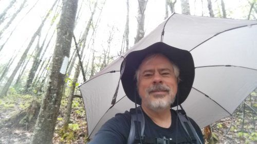 Gear Review – Snow Peak Ultra Light Umbrella