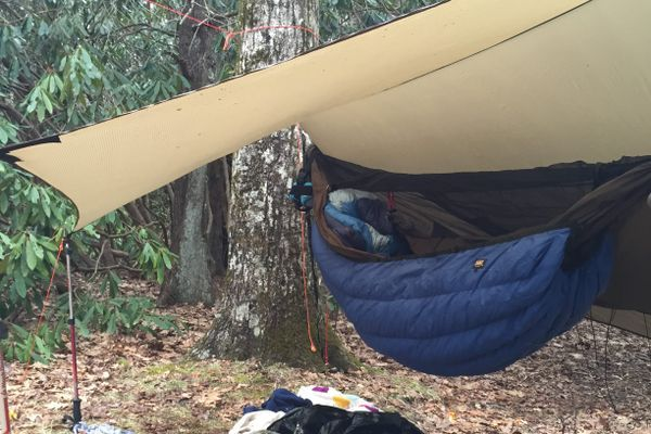 Gear Review: Warbonnet Blackbird Hammock