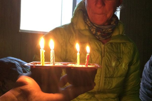 Birthdays on the PCT