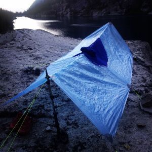 MYOG: Make Your Own Ultralight Breathable Tarp Poncho