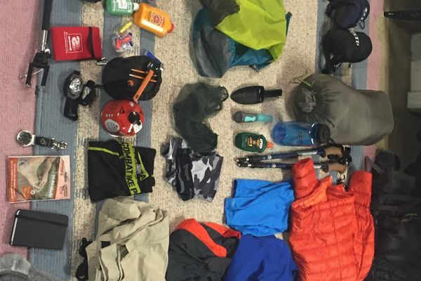 All Geared UP: SOBO Gear List
