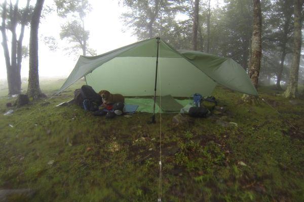 How I found my way into Tarp Tenting