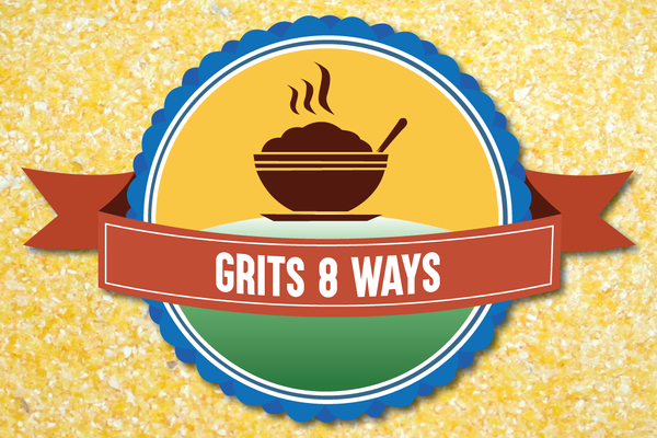 Trail Food: Grits 8 Ways