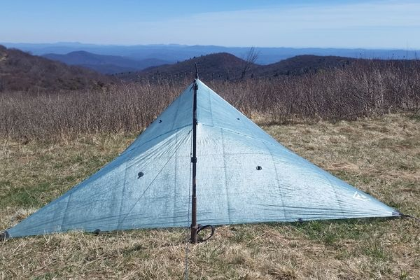 Gear Review: Hyperlite Mountain Gear Flat Tarp