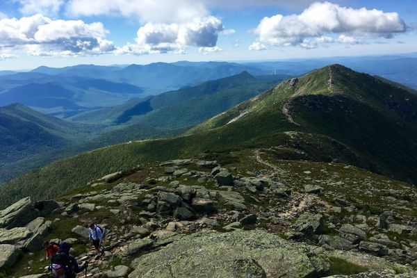 White Mountains to the Yellow Deli