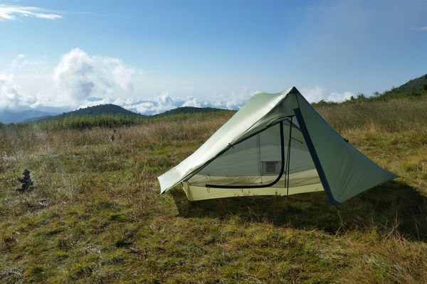 Review: Gossamer Gear The One UL Shelter