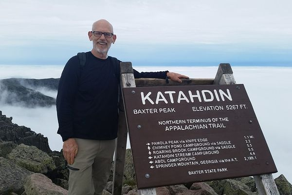 First Time to Maine – Time to Hike Katahdin