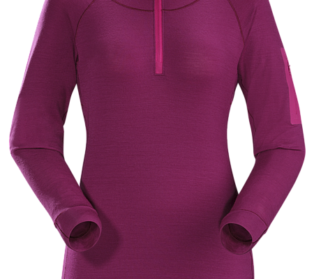 Review: Arc'teryx Satoro AR long sleeve zip-up shirt – Women's