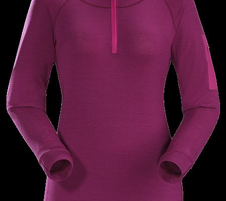 Review: Arc'teryx Satoro AR long sleeve zip-up shirt – Women's