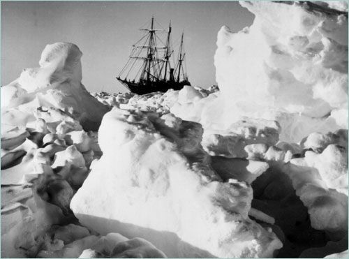 Shackleton on Annapurna…