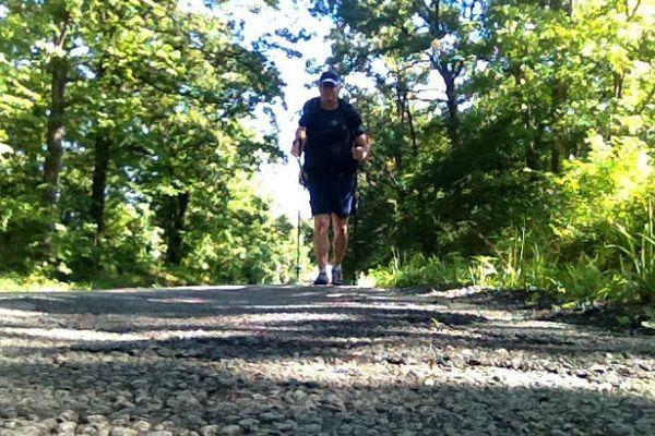 Training Hikes around town