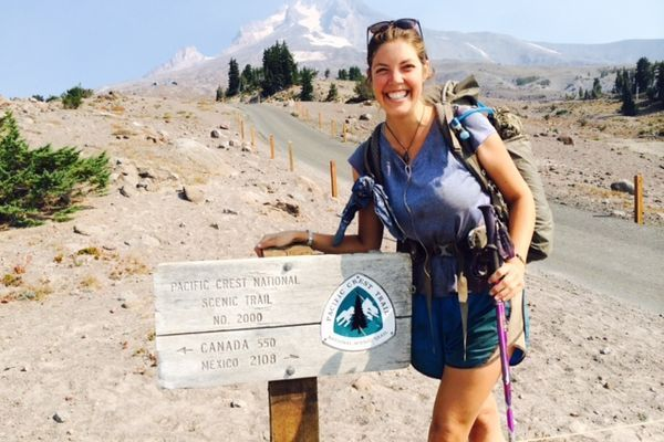 Carly Moree Aims to Set New Pacific Crest Trail Speed Record