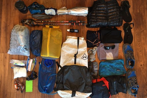 My Wonderland Trail Thru-Hike Gear List