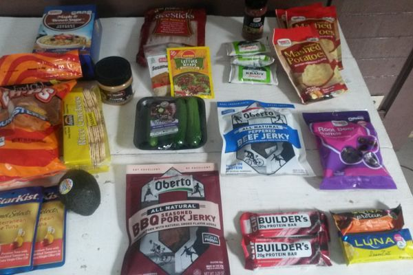 Thru-hiking with food sensitivities- a rough guide