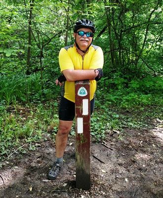 Cycling the Appalachian Trail