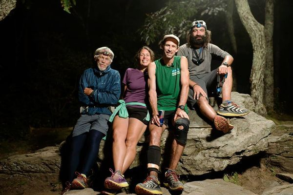 Karl Meltzer Sets New Supported Appalachian Trail Speed Record