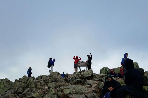 A Dream Fulfilled (Day 175, Katahdin)