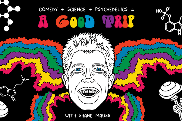 Episode #61 – Shane Mauss Breaks Both Of His Heels At The Same Time