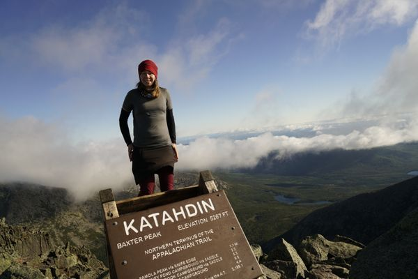 Congratulations to This Week's Appalachian Trail Thru-Hikers! (Week of 10.2.2016)
