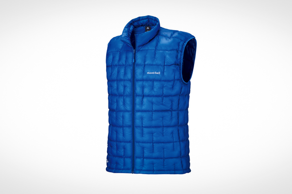 Gear Review: Montbell Plasma 1000 Down Vest