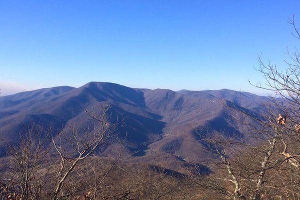A Cold Shakedown Hike in VA