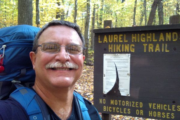 Askew on Pennsylvania's Laurel Highlands Trail
