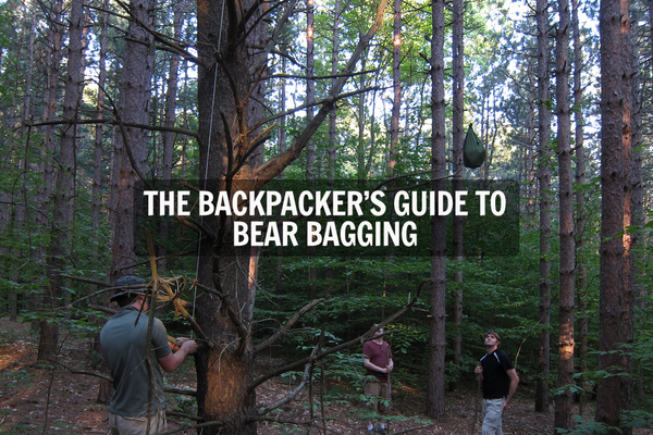 The Backpacker's Guide to Bear Bagging