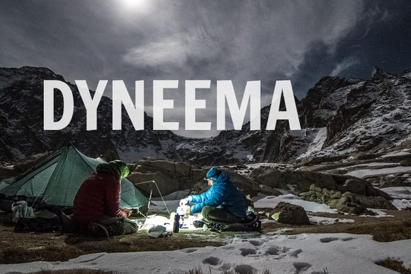 Dyneema: The Future of Backpacking?