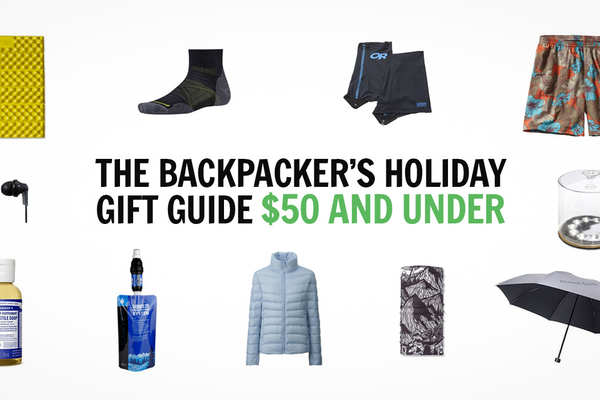 Our 2016 Backpacker's Holiday Gift Guide: Under $50