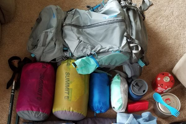Stuff and Things…and Stuffing Things: Making the Gear Fit in the Pack