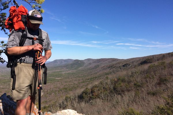 It's a new day on the Appalachian Trail: What I'm leaving behind, taking with me and bringing home.