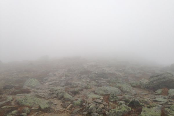 The Last Climb: Mount Katahdin